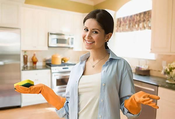 Как убраться дома если не хочется