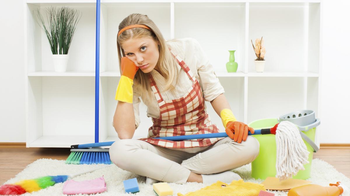 Как начать уборку в квартире