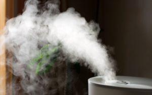 виды увлажнителей воздуха